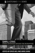 Small Cities: Urban Experience Beyond the Metropolis (Questioning Cities) by Be