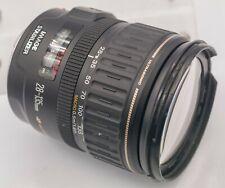 Canon 28-135mm F3.5-5.6 IS USM EF Mount Zoom Lens EOS DSLR Cameras 5D 6D Rebel
