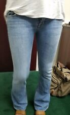 Abercrombie And Fitch Girls Miss Size 14 Stretch Mackenzie Authentic Jeans