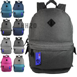 Backpack Rucksack Large Big School Travel Bag Sport Gym Boys Girls Men Ladies