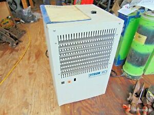 Lytron MCS Modular Cooling System Recirculating Chiller Cooler Cryo MCS40G01