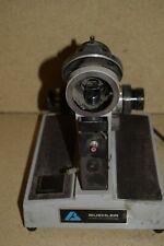 Buhler 0801-0211 Fiberskope Bench Fiber Microscope