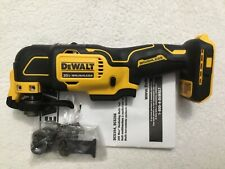 New Dewalt Atomic DCS354B 20V Max Brushless Cordless Oscillating Multi Tool