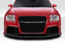 Duraflex Regulator Front Bumper Body Kit for 00-06 Audi Tt (Fits: Audi)