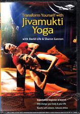 Transform Yourself with Jivamukti Yoga (DVD, 2007) BRAND NEW Acacia Lifestyle