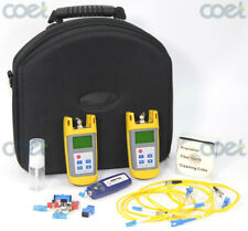 Orientek TLT-25M Fiber Optical Loss Test Kit:OPM + OLS + VFL optical power meter