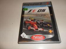 PlayStation 2  PS 2   F1 - Formel Eins 2005 [Platinum](3)