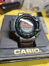 Casio PRT-40 Triple Sensor Bearing Sensor  LCD Tested Authentic Great Shape