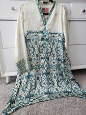 NWT Sapphire Silk Embroidered Kurti
