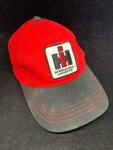 International Harvester IH Future Harvester YOUTH one size adjustable Hat Cap