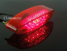LED Tail Brake Light For Suzuki ATV LTZ King Quad Runner DR DRZ 650 400 LT Red