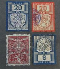 nystamps Czechoslovakia Stamp Used