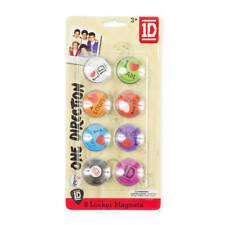 One Direction Locker Magnets 1D 8 Locker Magnets Liam Louis Niall Harry Zayn