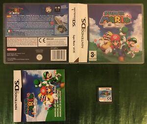 Super Mario 64 DS Completo!!