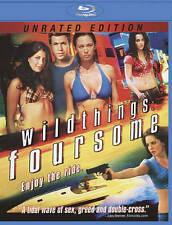 Wild Things Foursome Blu-ray Disc Unrated Edition 2010