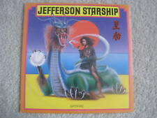 JEFFERSON STARSHIP: SPITFIRE 1976 RECORD LP ALBUM
