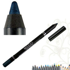 SHIMMERY CHARCOAL BLUE GLIDE WATERPROOF EYELINER MAKKI 06