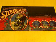 SILBERBART – 4 Times Sound Razing - LP-reissue of 1971- Longhair-rar Krautrock