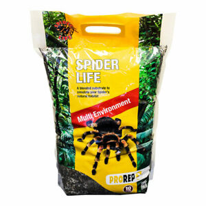 ProRep Spider Life Substrate Tarantula Insect Invert Scorpion Snail Substrate