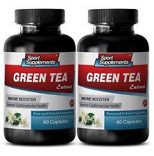 Organic Green Tea Pills - Green Tea Leaf Extract 50% 300mg - Make You Smarter 2B