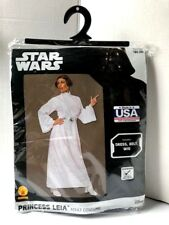 Star Wars Deluxe Princess Leia Costume Adult One Size New In Package