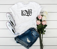 Baseball Bella Canvas Graphic Tee Shirt Ladies T-Shirt Women Men Unisex Shirt