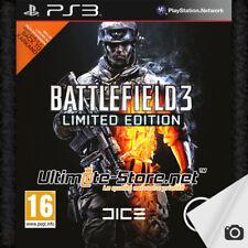 Jeu PS3 Battlefield 3 Limited Edition - PlayStation 3 - EA / Dice