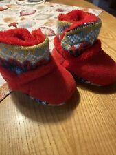 Winter Baby Hausschuhe Gr. 20