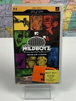 SHIPS SAME DAY Wildboyz Vol. 1 for Playstation PSP UMD Brand New! Factory Sealed