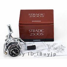 Shimano 15 Stradic 2500S Saltwater Spinning Reel 034106