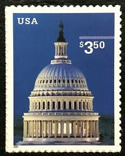 2001 Scott #3472 - $3.50 - U.S. CAPITOL DOME  - Single Stamp - Mint NH