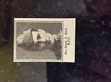 a1a ephemera 1917 ww1 small picture sec lt j hay r f c