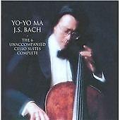 Johann Sebastian Bach - J.S. Bach: The 6 Unaccompanied Cello Suites Complete (2012)