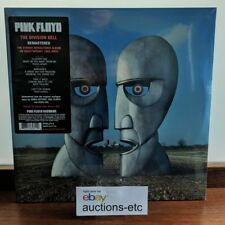 The Division Bell - Pink Floyd  Vinyl LP FREE Shipping NEW Sealed