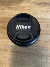 """"""" Mint  """" Nikon NIKKOR AF 50mm F/1.8D"""