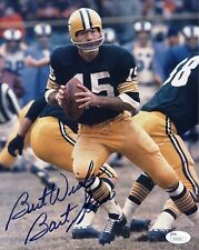BART STARR signed 8x10 Photo JSA Certified auto AUTOGRAPH PACKERS HOF