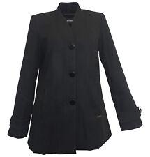 BRUNO BANANI Swingerjacke Gr 34 schwarz Damen Jacke A-Linie elegant neu