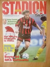 STADION Magazine: For UEFA CUP Nicholas party at the stadium, 6 December 1994