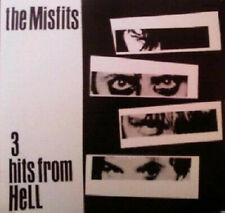 """The Misfits - 3 Hits From Hell 7"""" (white vinyl)"""