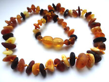 Natural RAW BALTIC AMBER BABY NECKLACE