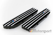 BMW M3 E46 Coupe & Convertible Series Side Fender Grill Set Genuine OEM
