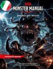 Asmodee Dungeons & Dragons: Manuale dei Mostri