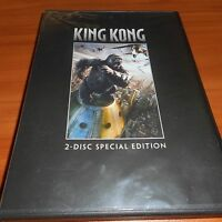 King Kong (DVD, 2006, 2-Disc Special Edition Widescreen)