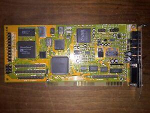 Aztech Sound Galaxy Waverider 32+ Wavetable ISA soundcard