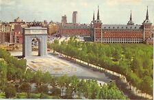 B52474 Madrid Arco de la Victoria  spain