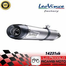 14231SK SISTEMA COMPLETO LEOVINCE FACTORY S INOXIDABLE TITÁN. CARBONO KYMCO