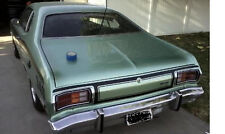 73 4 76 Plymouth Duster tail panel Stripe stripes 3M USA made