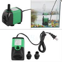 Submersible Pump Fish Tank Aquarium Pond Fountain Pump Under Water 220-240V CO