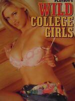 Playboy's Wild College Girls supplement |   #5916Bur+A
