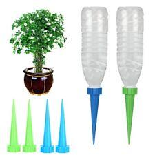 4PC Automatic Watering Irrigation Spike Garden Plant Drip Water Spray Sprinkler